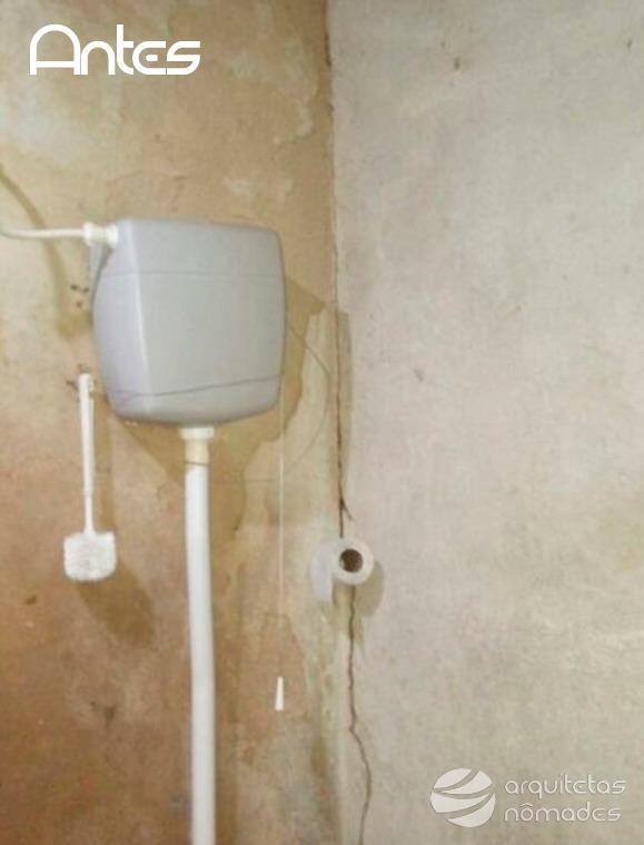 Banheiro Precário